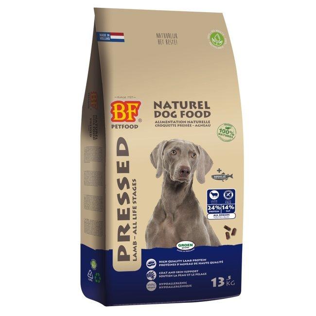 Alimentation pour chien croquettes naturelles ou bio croquettes press es pour chien biofood - Croquette pour chien fait maison ...