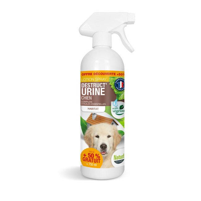 Soins et hygi ne du chien antiparasitaire de l 39 habitat - Produit nettoyant urine chien ...