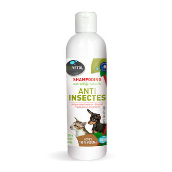 Shampooing ANTI INSECT naturel