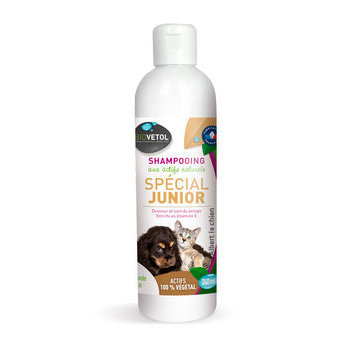 Shampooing JUNIOR pour chiot ou chaton