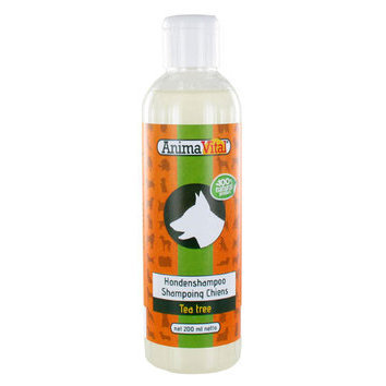 Shampooing doux naturel au Tea tree