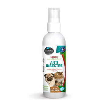 Lotion ANTI-INSECTES naturelle