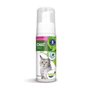 Shampooing naturel MOUSSE chat