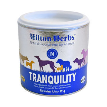 Herbes anti-stress pour chien TRANQUILITY