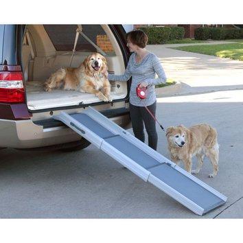 Rampe d'accès Rampe-deluxe-triscope-pour-chien