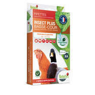 Pipettes Insect Plus Volailles