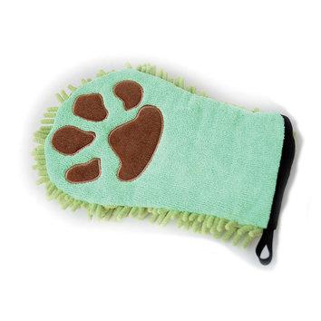 couchage accessoires et toilettage brosse cuelle collerette gant de lavage pour chien et. Black Bedroom Furniture Sets. Home Design Ideas