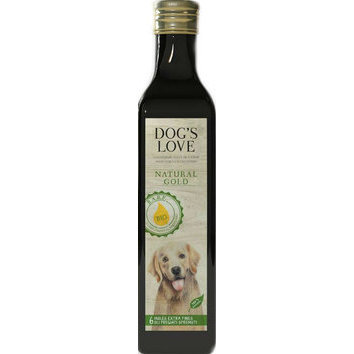 Huiles extra-fines Bio Natural Gold Dog's Love