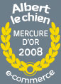 Mercure d'Or e-commerce 2008
