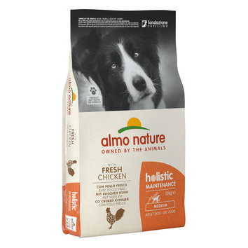Croquettes chien Holistic MEDIUM 12 kg Almo Nature