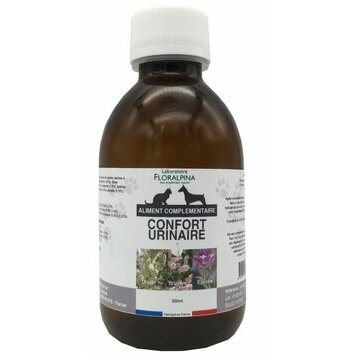 Complexe confort urinaire 200 ml Floralpina