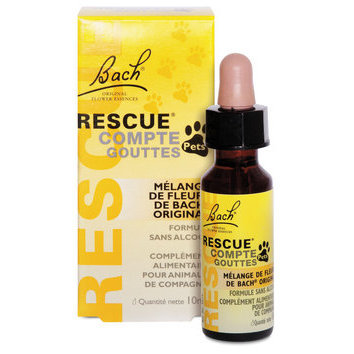 Rescue remedy pets, Fleurs de Bach