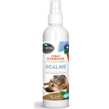 Lotion OCALME STRESS de l'animal