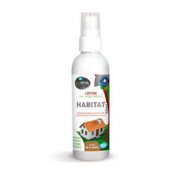 Lotion naturelle insecticide HABITAT
