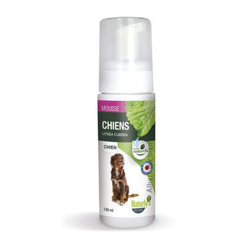 Shampooing naturel MOUSSE chien