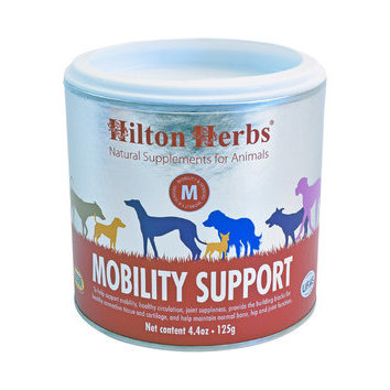 Mobility Support Chien Articulations et muscles 125 g Hilton Herbs