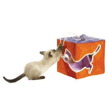 Griffoir pour chat en sisal Poursuite