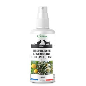 Spray respiratoire assainissant désinfectant