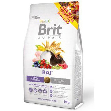 Aliment complet pour Rat super premium Brit