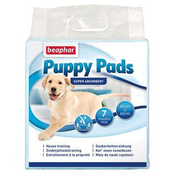 Tapis éducateurs Puppy Pads Beaphar