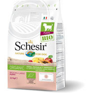 Croquettes Bio Puppy Medium Large Schesir 2,5 kg