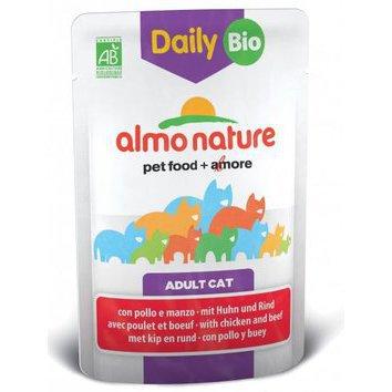 9064458a58458 Alimentation du chat   Boites et sachets naturels ou Bio   Pâtée Bio ...