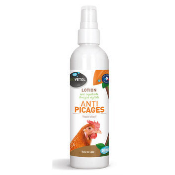 Lotion anti-picages Basse-cour
