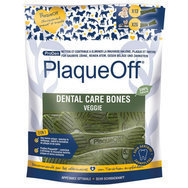 Plaque Off Dental Care Bones Veggie