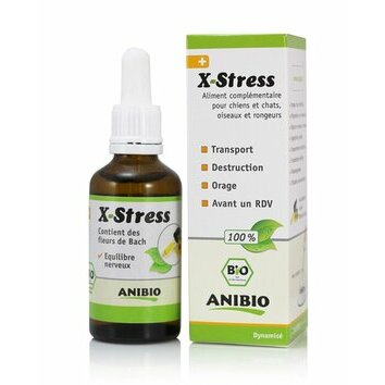 X-Stress Equilibre nerveux 50 ml Anibio
