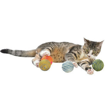Balle en Sisal pour chat Enjoy