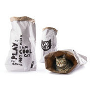 Love Cats Bag Sac en kraft