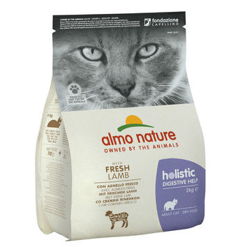 Croquettes chat Digestive Help 2 kg Almo Nature