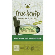 Dental Sticks Peau et Poil True Hemp