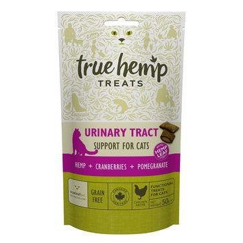 Friandises pour chat Urinary True Hemp
