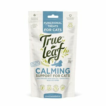 Friandises calmantes pour chat True Hemp