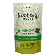 Friandises Chat Peau et poils True Hemp