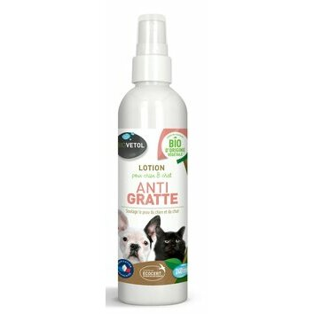 Lotion BIO Anti-Gratte