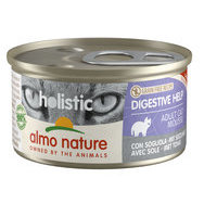 Pâtée Mousse Chat Digestive Almo Nature 24 x 85 g