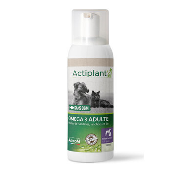 Omega 3 Adulte 200 ml Actiplant