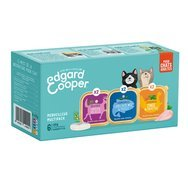 Multipack chat Edgard et Cooper 6 x 85 g