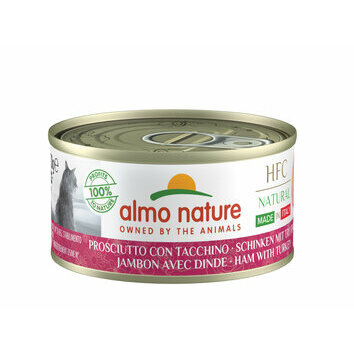 Pâtée pour chat HFC Made in Italy Almo Nature 24 x 70 g