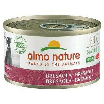 Pâtée pour chien HFC Made in Italy 24 x 95 g Almo Nature