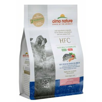 Croquettes HFC Puppy Petite race HFC Almo Nature